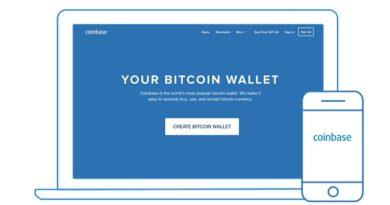 WALLET BTC su piattaforme online. ecco come funziona COINBASE.