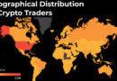 Distribuzione geografica dei CryptoTrader