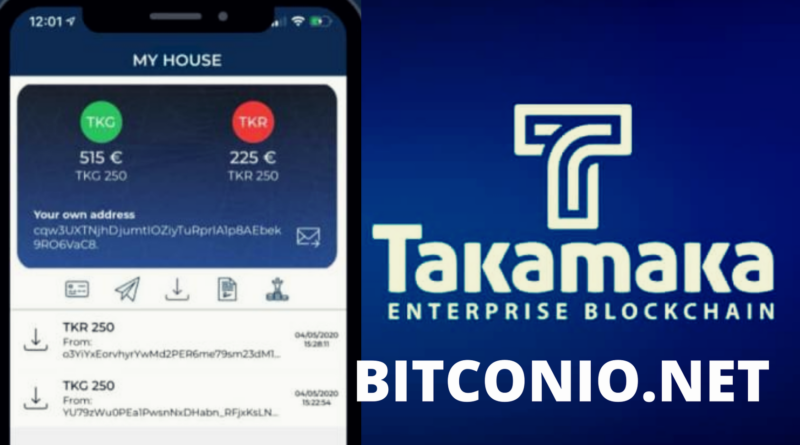 Takamaka wallet due coin