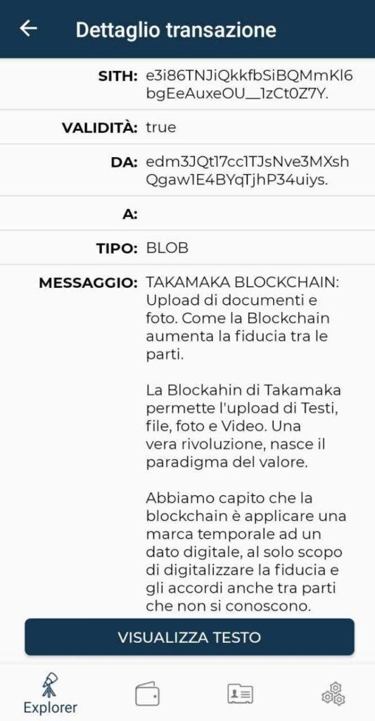 BLOCKCHAIN diritto d'autore. Come la Blockchain Takamaka crea fiducia