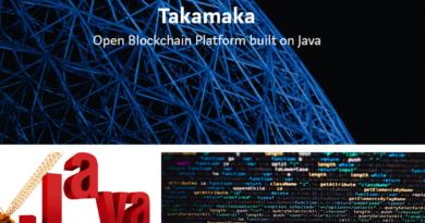 Takamaka, una blockchain interamente costruita su Java