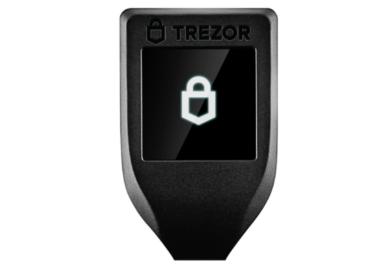 Trezor Hardware Wallet Model-T, generazione di cripto-sicurezza
