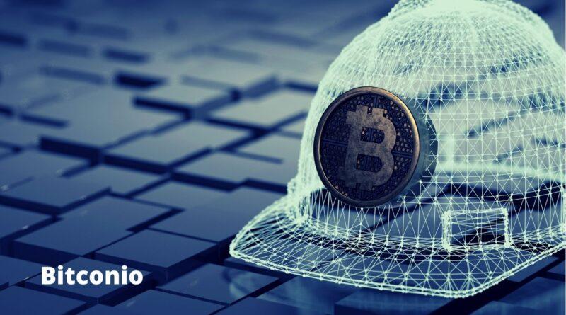 Bitcoin Mining: difficoltà in declino continuo